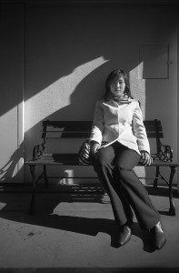 「正対する正午 #2」Leica M3 / Russar MP-2 20mmF5.6 / T400CN / (C) keita NAKAYAMA