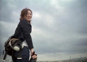 ''Cloudy Sky, Shiny Smile'' Meopta Opema Ia / Largor 30mmF6.3 / Reala ACE / (C) keita NAKAYAMA
